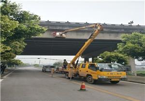 桥梁路牌安装